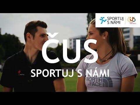 ČUS sportuj s námi!