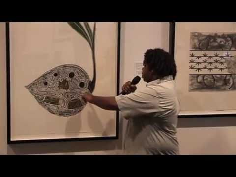 Solomon Booth artist talk | The Torres Strait Islands: A Celebration