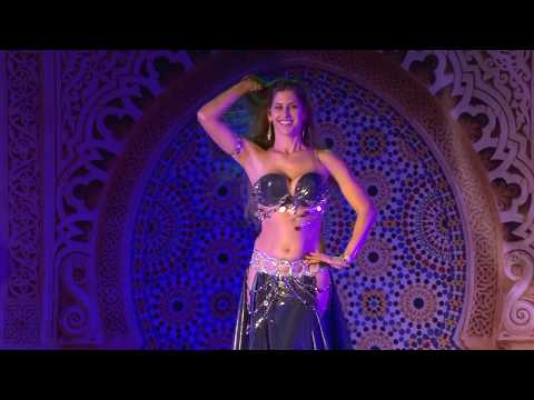 Sadie Marquardt Drum Solo Belly Dance Artist:Amir Sofi
