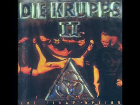 Die Krupps - Crossfire