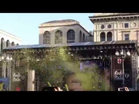 Radio Italia live: il Concerto - Piazza Duomo Milano - 28.05.15
