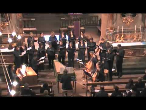 Joan Cererols - Missa 4or vocum 2s tonus