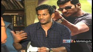 Hero Vishal About Samantha's Role in Abhimanyudu Movie