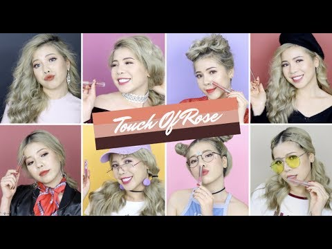 OFÉLIA TOUCH OF ROSE FULL COLLECTION 🌹🌟🌹 (WITH CC ENGSUB)