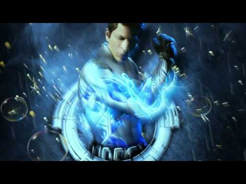 Chammak Challo (Akon and Hamsika) Full Lyrics HD - Ra One.mov...