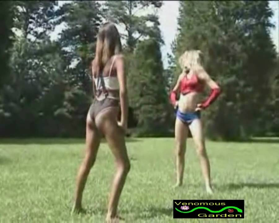 "The Coconut Genie part 2 ""Spider-Woman vs Gangster-Girl ...: http://www.youtube.com/watch?v=c_e56BkbvK0"