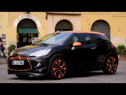 Driving in Lucca - Top Gear - BBC