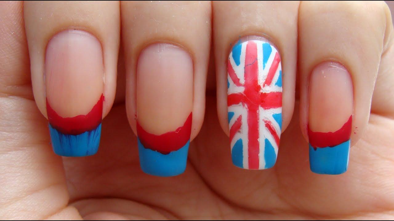 Ногти флаги