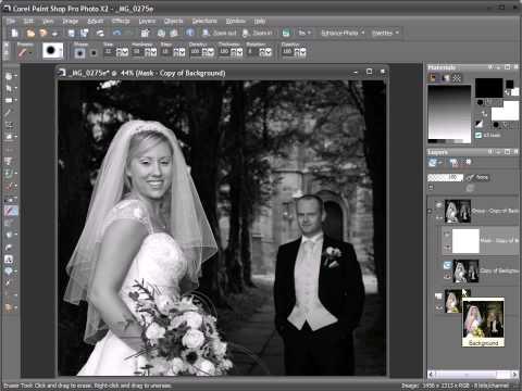 Photoshop как сделать красивую фотографию