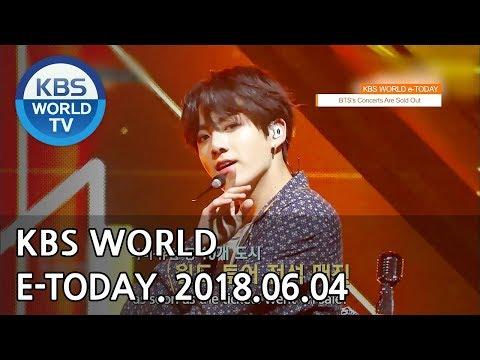 KBS WORLD e-TODAY [ENG/2018.06.04]