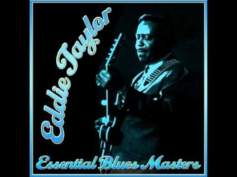 Eddie Taylor - Moon Is Rising