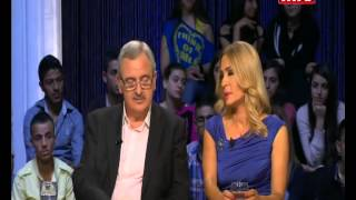 Talk Of The Town - Najwa Kassem 24/04/2014 - حديث البلد