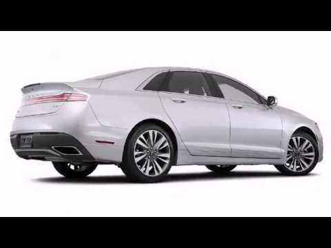 2017 Lincoln MKZ Video