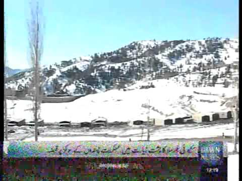 FIghting miitancy in snow clad Pasht Valley on border of north and south wasiristan agency