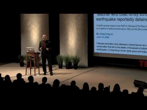 Clay Shirky: How Cellphones, Twitter, Facebook Can Make History