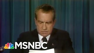 Why The Court Case Nixon Lost May Ensure A Public Mueller Report | The Beat With Ari Melber | MSNBC