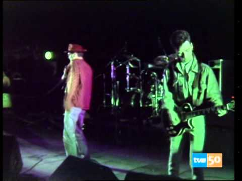 The Smiths - I Want The One I Can't Have live in Madrid 1985