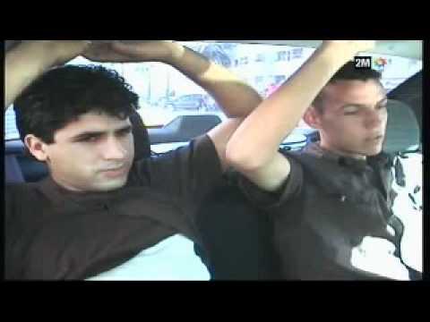 Taxi 36 Ep 04 Taxi36 2m Rachid et Hicham Taxi طاكسي 36