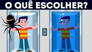 7  ENIGMAS FÁCEIS QUE A MAIORIA DAS PESSOAS NÃO CONSEGUE RESOLVER