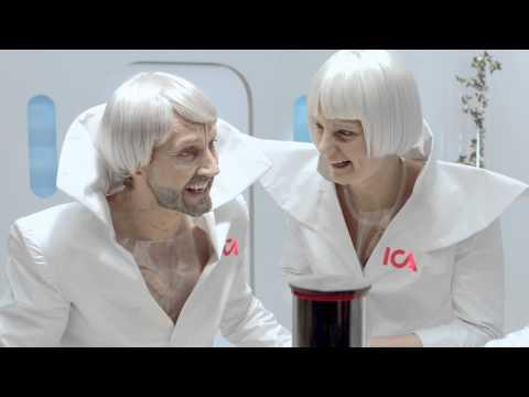 ICA reklamfilm 2014 v.36 - Frukt & grönt i framtiden