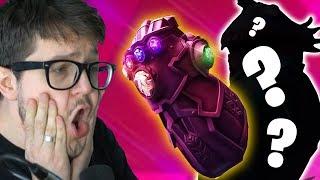 Avengers Endgame Teaser Nr. 3 🔥 Warten auf Loot Lake Rune   Fortnite Live Event Deutsch