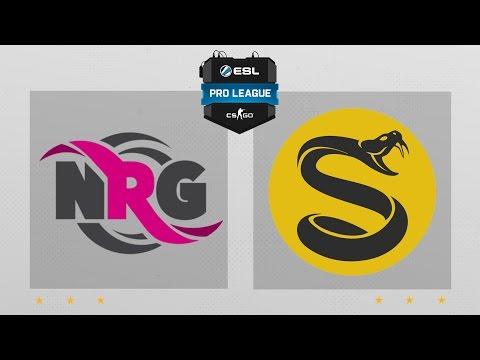 CS:GO - NRG vs. Splyce [Overpass] Map 2 - ESL Pro League Season 4 - NA Matchday 25