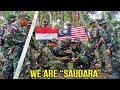 BUKTI, JASA MALAYSIA KEPADA INDONESIA YANG TAK TERLUPAKAN, TERIMAKASIH SAUDARA SERUMPUN