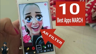 10 Best Apps of MARCH 2017 ! You Should try!