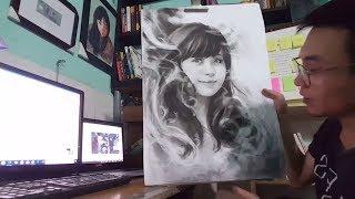 Học Vẽ Online AZ - Bố Cục trong vẽ tranh