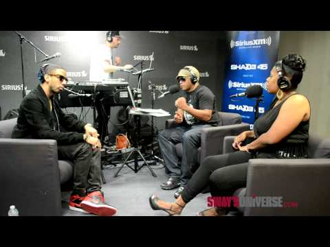 Ryan Leslie Talks Rap on #SwayInTheMorning