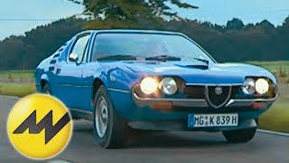 Refurbishing the Alfa Romeo Montreal | Motorvision
