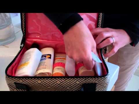 Stephanie Johnson Packs Your Toiletries!  Destination:  London and Paris.