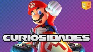 Curiosidades de Mario Kart 8 Deluxe