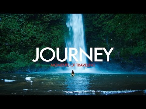 Journey - traveling through Asia and South America
