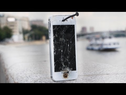 Crash Test iPhone 5s / Убиваем iPhone 5s Music Videos