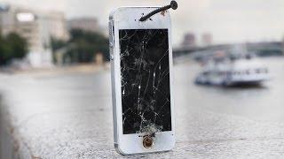 Crash Test iPhone 5s / Убиваем iPhone 5s