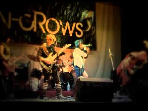v-cRows - LIVE DVD