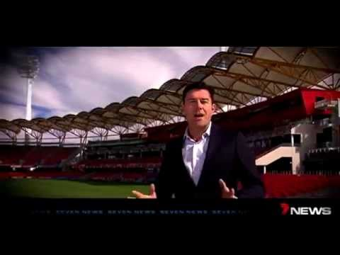 7 News promo -  live from Gold Coast