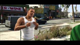 GTA 5  Michael Franklin Trevor Teaser Trailer