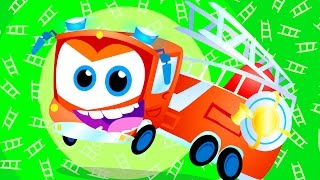 Fire Truck! Special Song for Kids, Babies and Toddlers   Kids Songs   by Little Angel