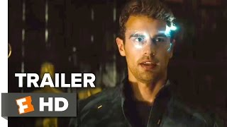 The Divergent Series: Allegiant TRAILER 1 (2016) - Shailene Woodley, Miles Teller Movie HD