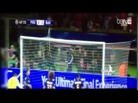 FC Barcelona 3-1 PSG - GOALS & HIGHLIGHTS! (UEFA Champions League 2015) HD
