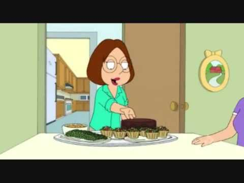 Family Guy - Meg the Housewife Tells Lois to