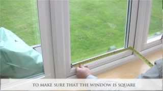 How to Measure and Install Perfect Fit Window Blinds