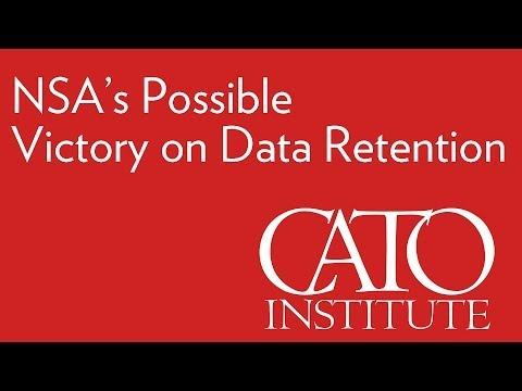 NSA's Possible Victory on Data Retention (Jim Harper)