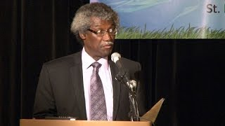 St. Kitts Economy Talks: Dwight Venner (Central Bank Governor)