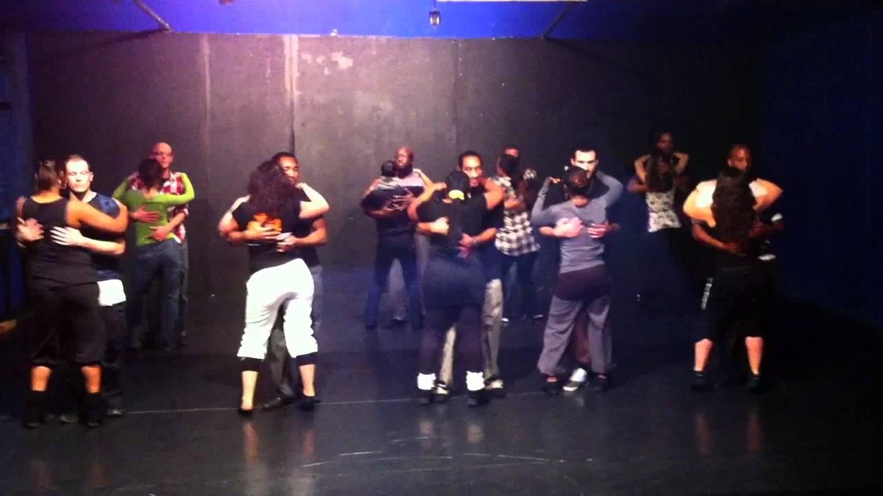 danser le zouk seul