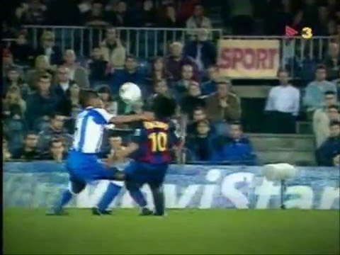 Ronaldinho and Pele vs. Zidane and Maradona