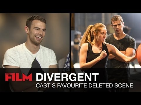Divergent Cast reveal their favourite Deleted Scene