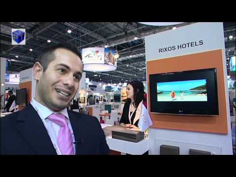 Rixos Hotels at The World Travel Market London 2011